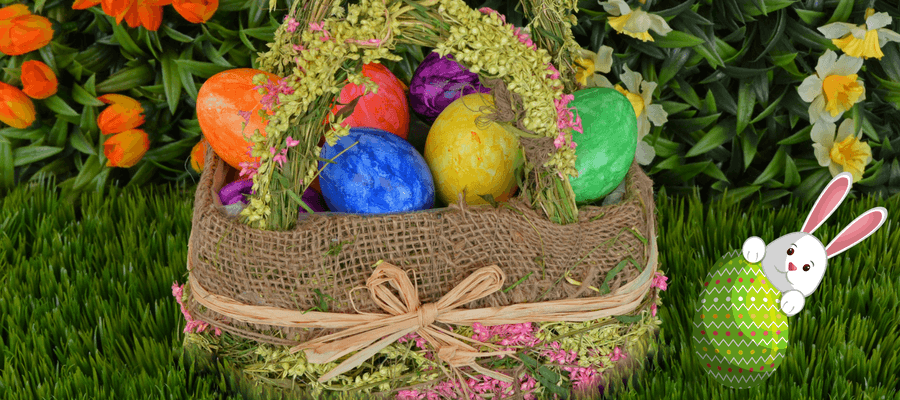 Happy Easter – But Don't Put All Your Eggs In One Basket